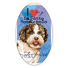 lagotto T Decal