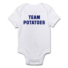 Team POTATOES Infant Bodysuit