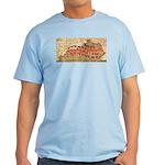 Flat Kentucky Light T-Shirt