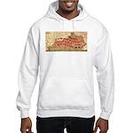 Flat Kentucky Hooded Sweatshirt