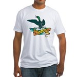 Minnesota Loon Fitted T-Shirt