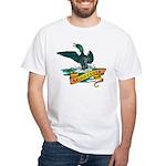 Minnesota Loon White T-Shirt