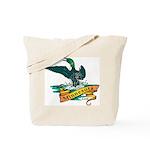 Minnesota Loon Tote Bag