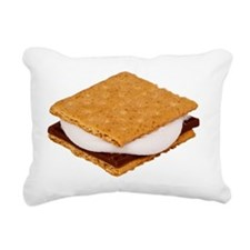 smore Rectangular Canvas Pillow