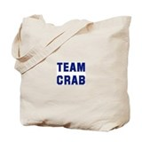 Team CRAB Tote Bag
