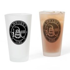 Come and Take It (Blackstar) Drinking Glass