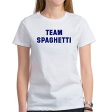 Team SPAGHETTI Tee