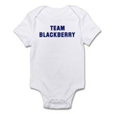 Team BLACKBERRY Infant Bodysuit