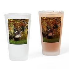 Appalachian Trail Bridge Drinking Glass