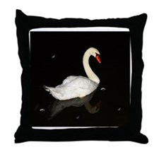 Feather GIft Throw Pillow