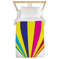 Hot Air Balloon Twin Duvet