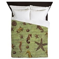 Sealife Queen Duvet