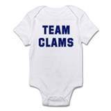 Team CLAMS Infant Bodysuit