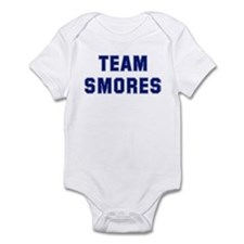 Team SMORES Infant Bodysuit
