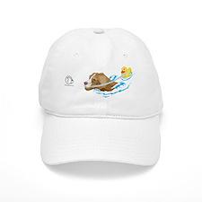 Toller Ducky Baseball Cap