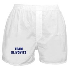 Team SLIVOVITZ Boxer Shorts