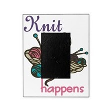 Knit Happens Picture Frame