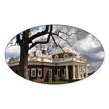 Monticello 12X18 Decal