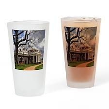 Monticello 12X18 Drinking Glass