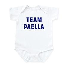 Team PAELLA Infant Bodysuit