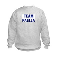 Team PAELLA Sweatshirt