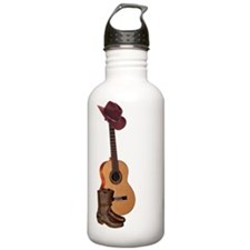 Country Fan Sports Water Bottle