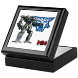 Spirit Cats Dasher II Keepsake Box
