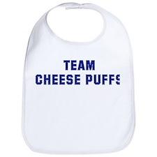 Team CHEESE PUFFS Bib