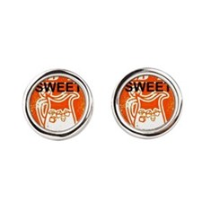 Sweet Tea Cufflinks
