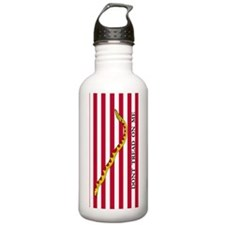Big Naval Jack Water Bottle