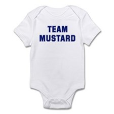 Team MUSTARD Infant Bodysuit