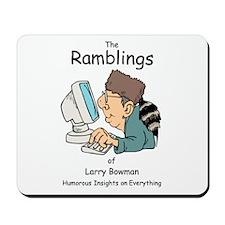 Ramblings Mousepad