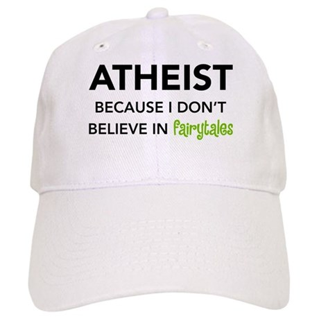 Atheist vs. Fairytales Cap