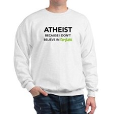 Atheist vs. Fairytales Sweatshirt