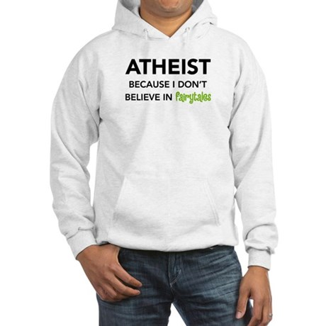 Atheist vs. Fairytales Hooded Sweatshirt
