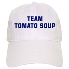 Team TOMATO SOUP Baseball Cap