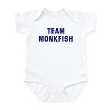 Team MONKFISH Infant Bodysuit