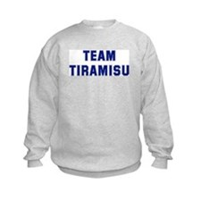 Team TIRAMISU Sweatshirt