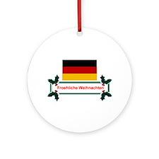 German Froehliche... Keepsake Ornament