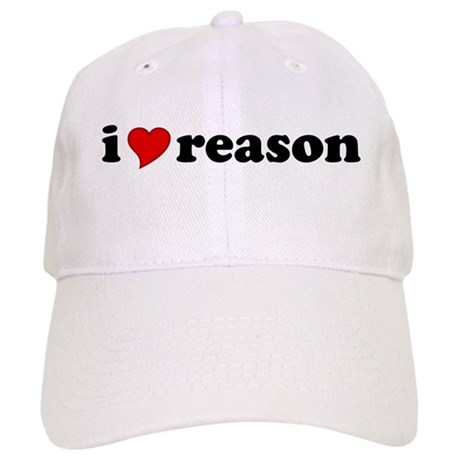 I Love Reason Cap