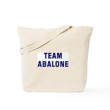 Team ABALONE Tote Bag