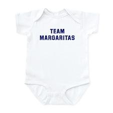 Team MARGARITAS Infant Bodysuit