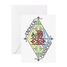 Catholic Tradition Greeting Card