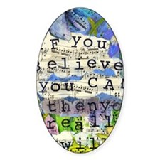 If you believe Decal