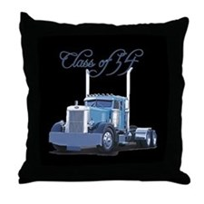 Class of 54 Throw Pillow