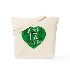 stPatricksDesign17E Tote Bag