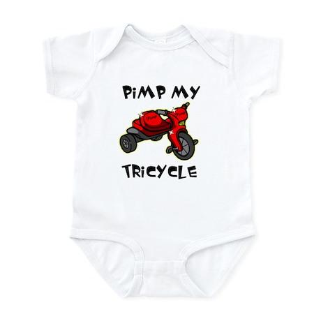 Pimp My Tricycle Infant Bodysuit