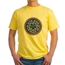 Supernatural Devils Trap Purple T
