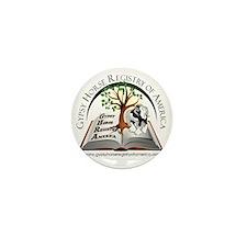 Gypsy Horse Registry of America Mini Button
