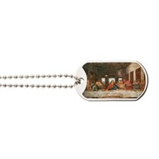 The Last Supper Dog Tags